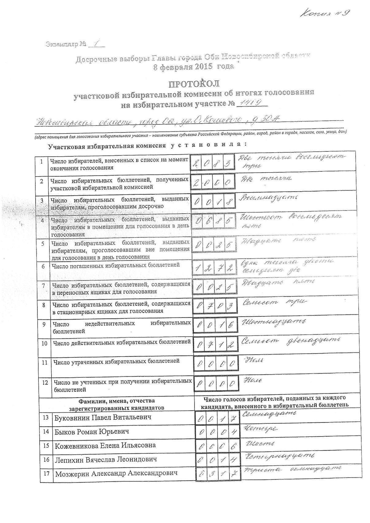 УИК №1409_1