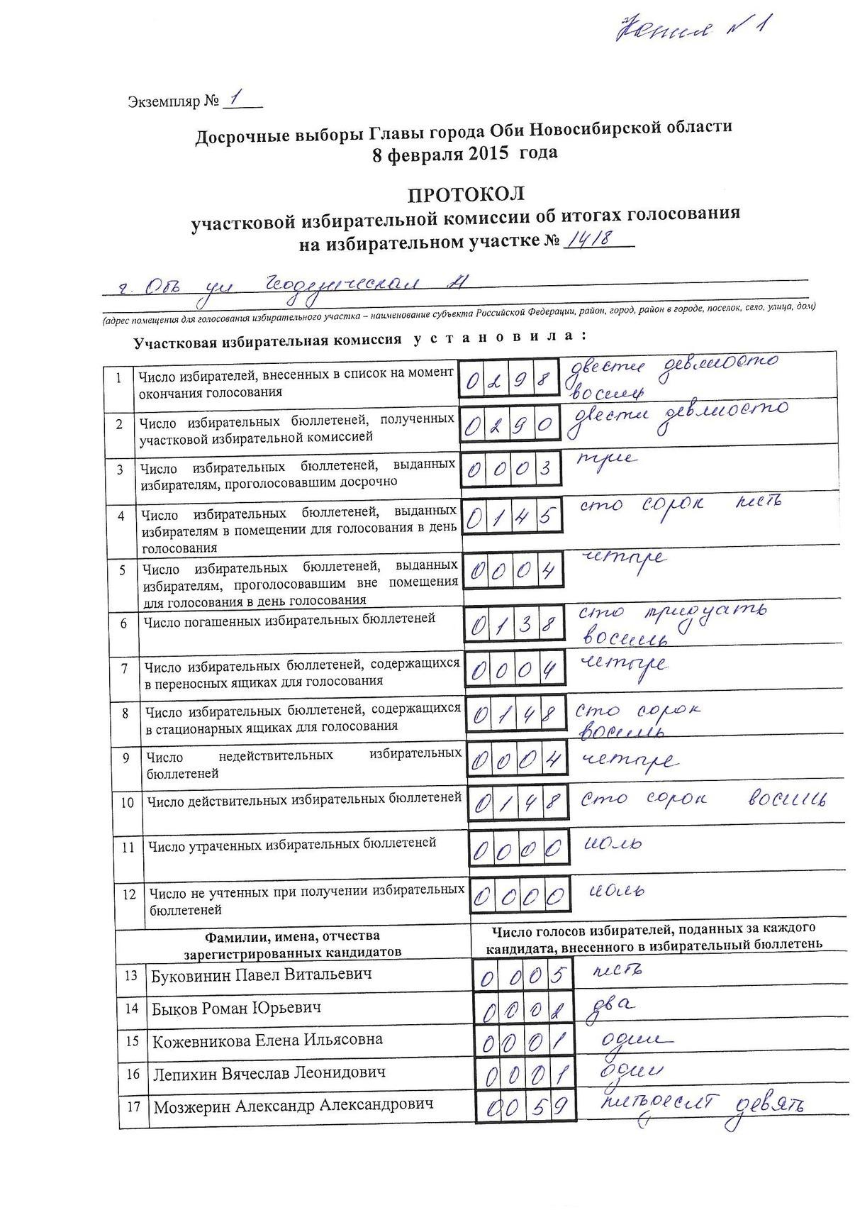УИК №1418_1