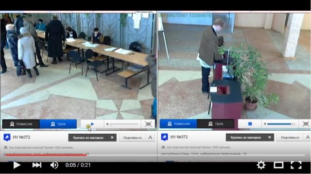 120 миллионов рублей выделят на видеонаблюдение в ЕДГ ...: https://www.golosinfo.org/ru/articles/105371