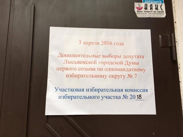 УИК 2018