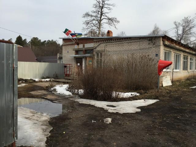 УКР 1312, здание участка. Фото: А. Грезев