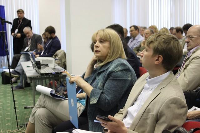 Элла Памфилова на Форуме общественных наблюдателей