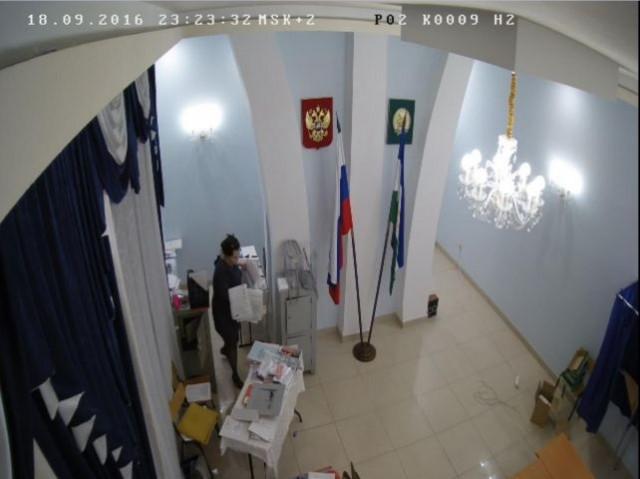 """УИК №9, 18.09.2016, Башкортостан //  """"МедиаКорСеть"""""""