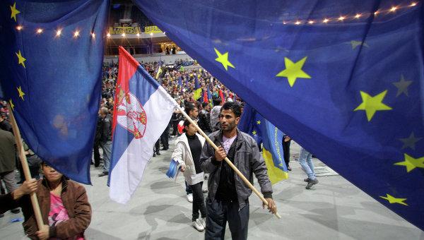 Фото AP Photo/ Darko Vojinovic