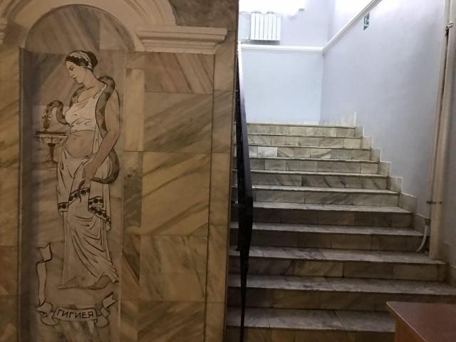 Вход в УИК №3948. Фото А.Грезев